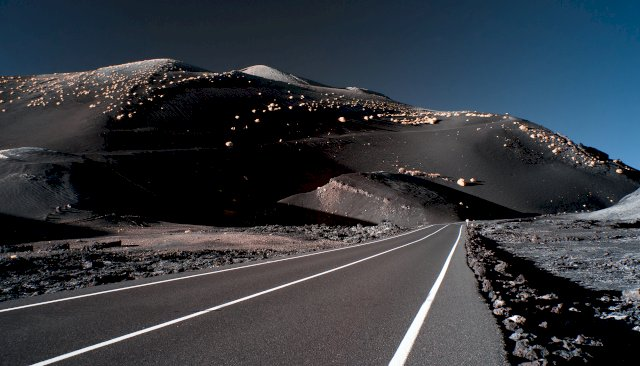 Highway to Hell - Timanfaya - Lanzarote